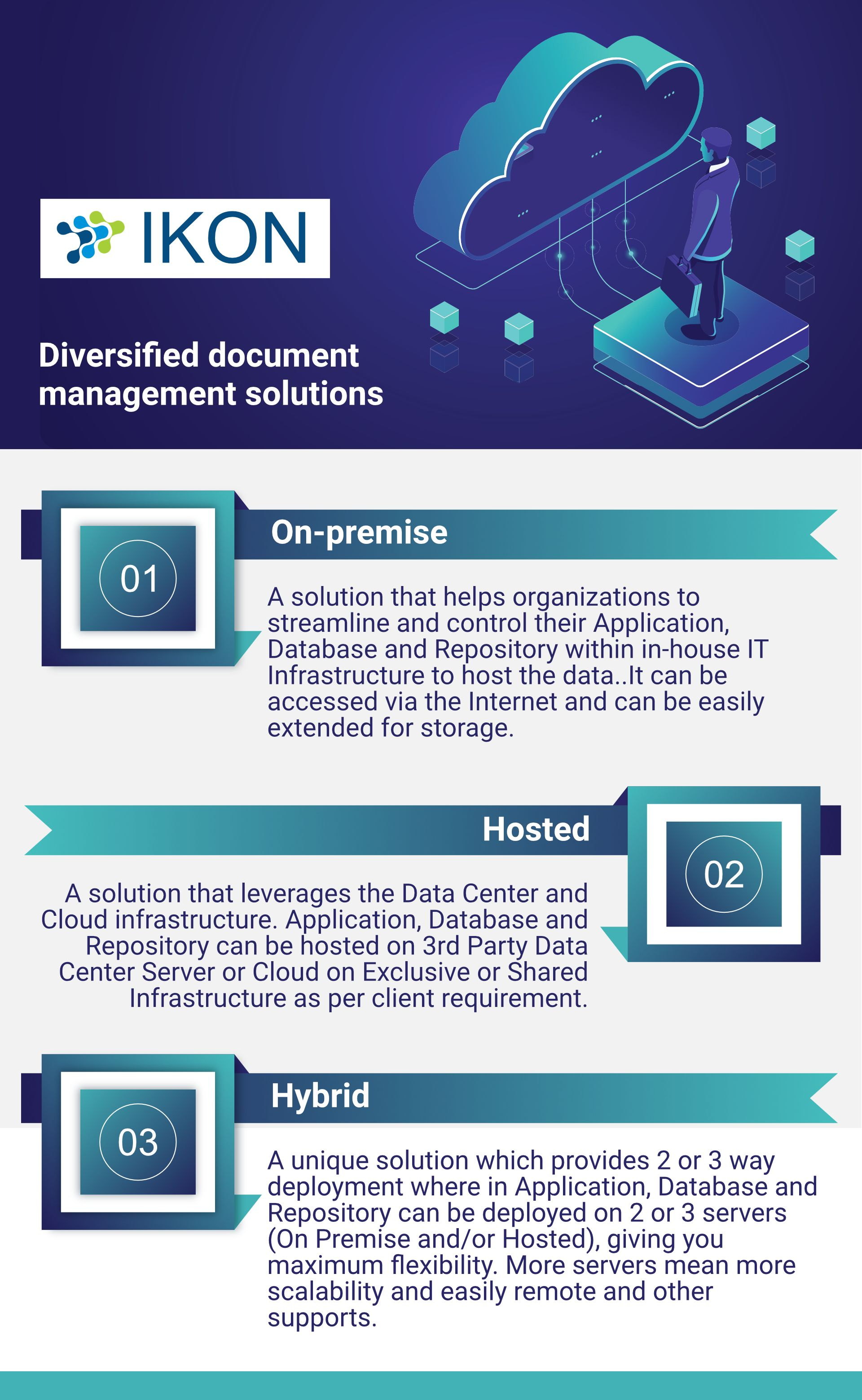 Ikon Bps Document Management Solutions Document Management System Solutions Management