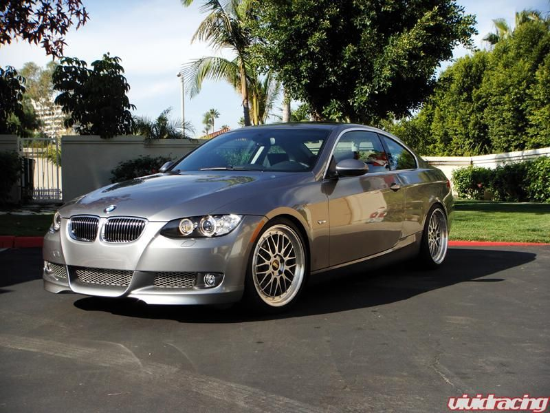 E92 Bmw 335i With Bbs Lm 19inch Wheels Bmw Bmw Performance Motorcycle Wheels