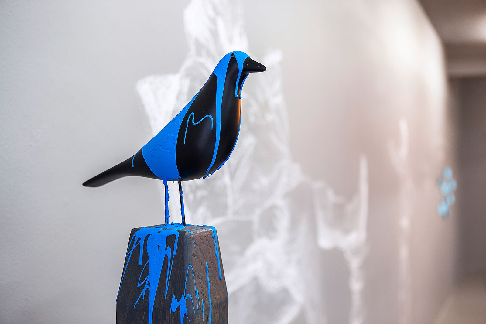 Punct Object gestaltung blue room vitra eames house bird punct object de
