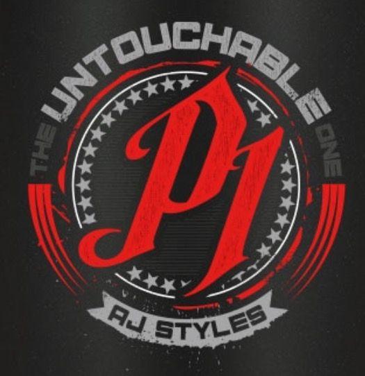 Aj Styles Logo 14 Wwe Aj Styles Wwe Logo Aj Styles Wwe