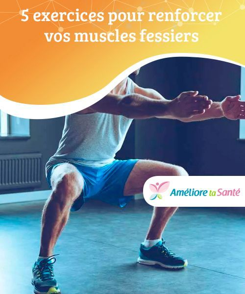 5 exercices pour renforcer vos muscles fessiers - #abdominal #abworkout #fit #fitness #Fitnessmotiva...