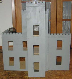Free Doll House Plans How To Build A Dollhouse Doll House Plans Doll House Doll House For Boys