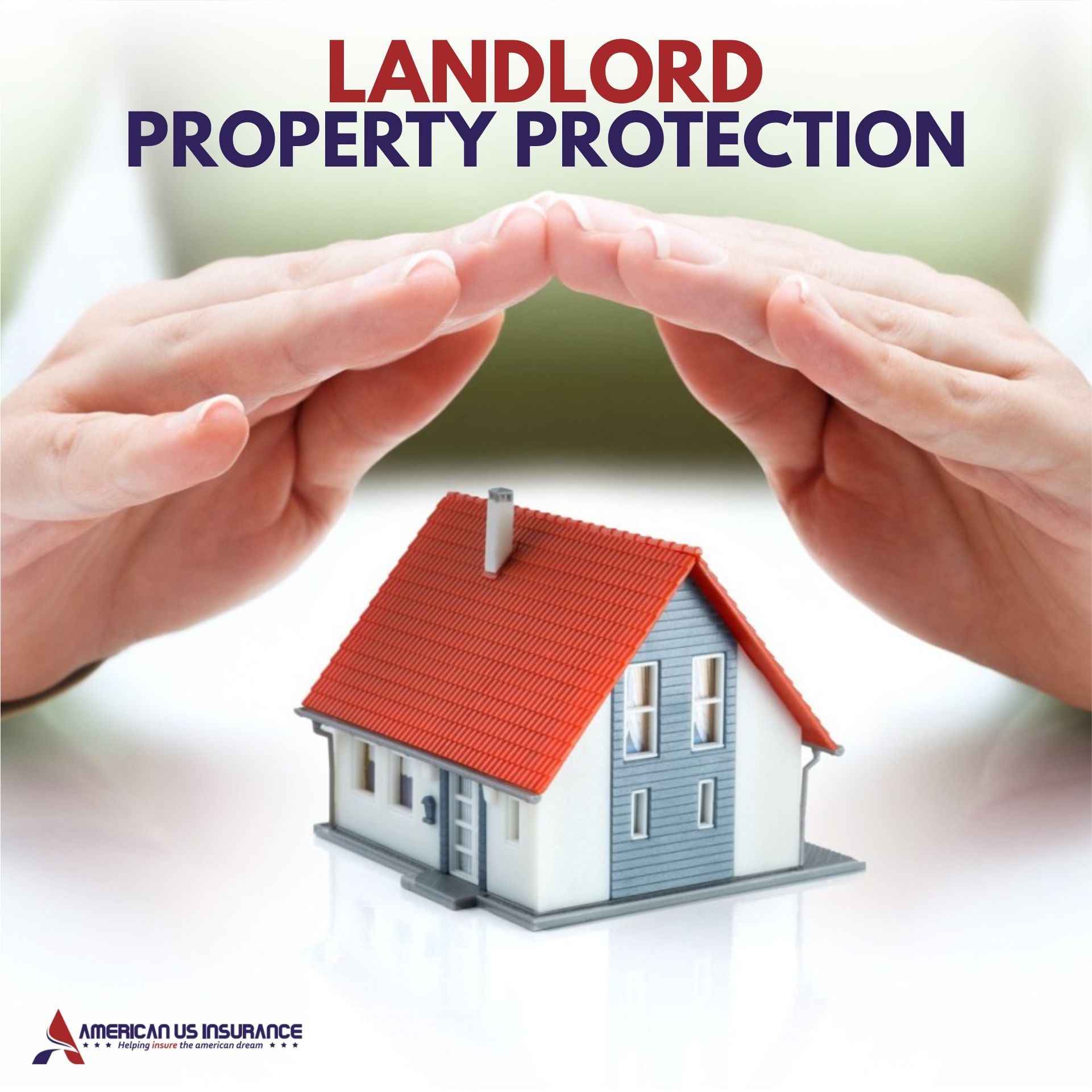 The property protection in a landlord insurance policy