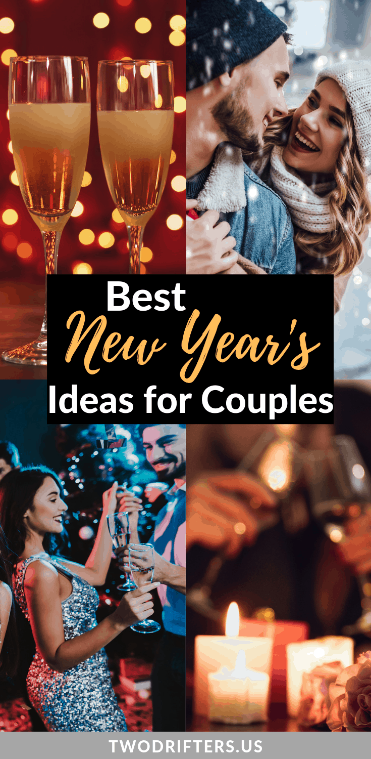 16 New Year's Eve Date Ideas for Your Best Celebration