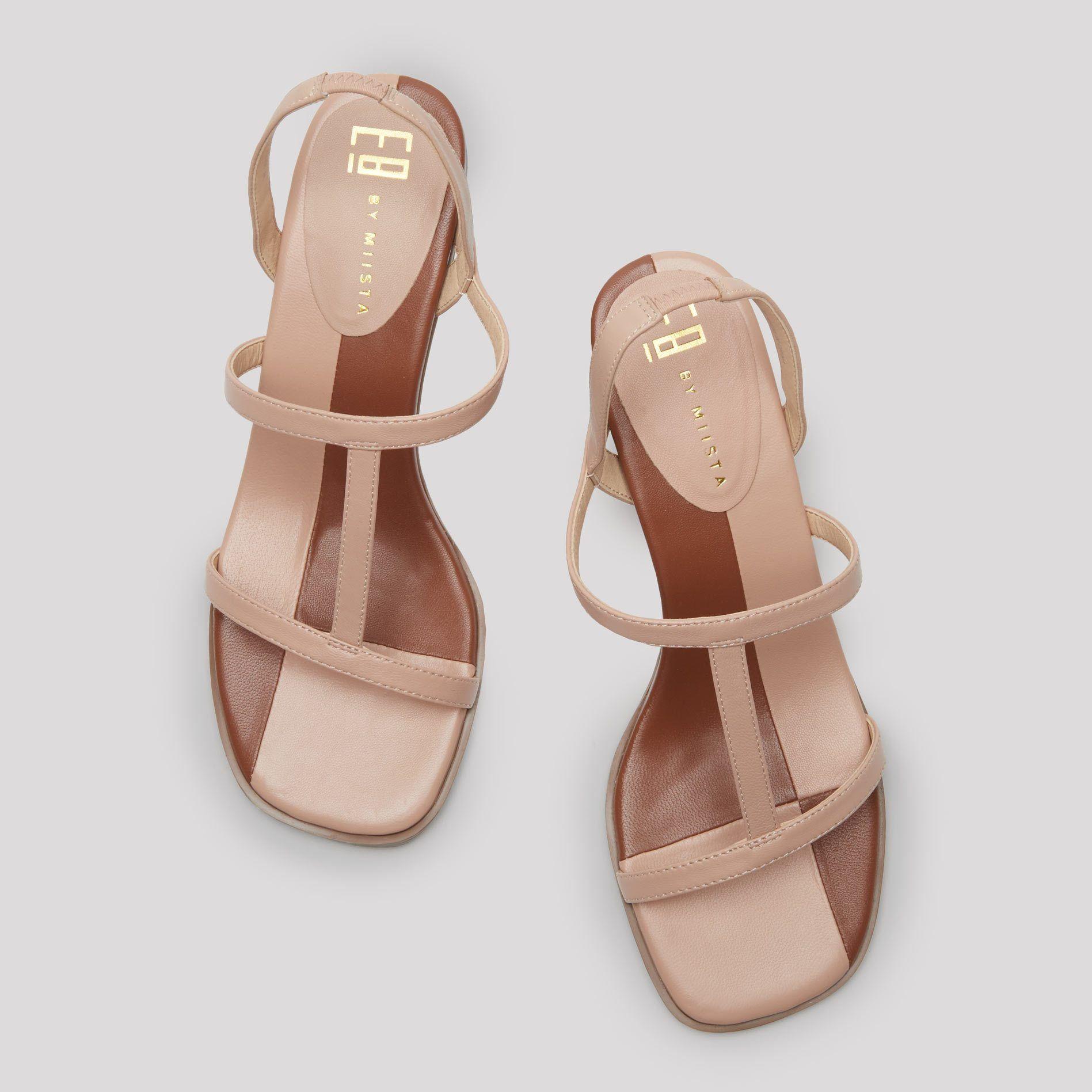 Objet Carmen 2019E8 Diffusion Blush Heels Leather Trouvé In Mid FT1lcKJ