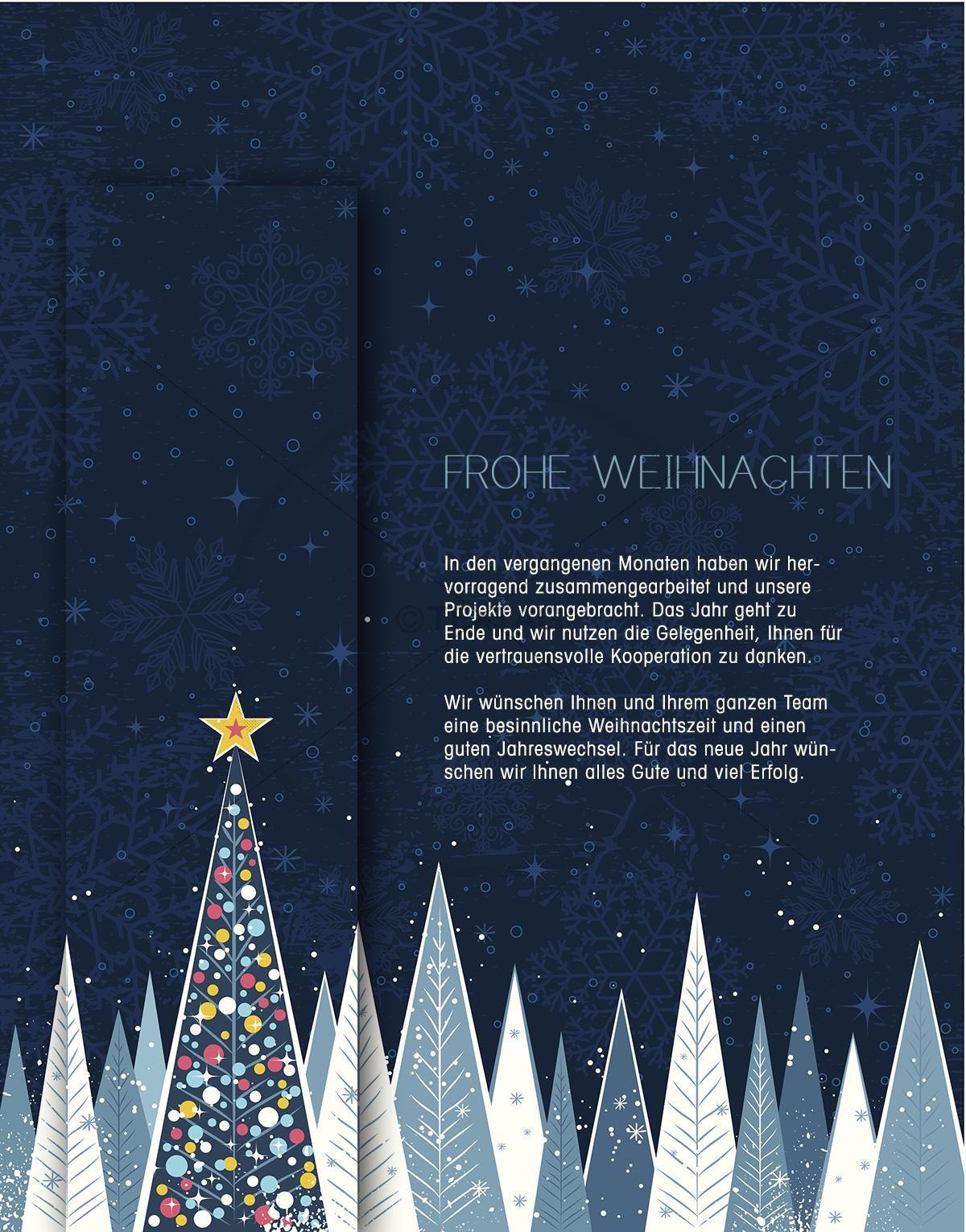 Edle Geschaftliche Weihnachts Ecard Fur Kunden Zum Senden Per Mail Elektronische Weihnachtskarten Grusskarte Weihnachtskarten