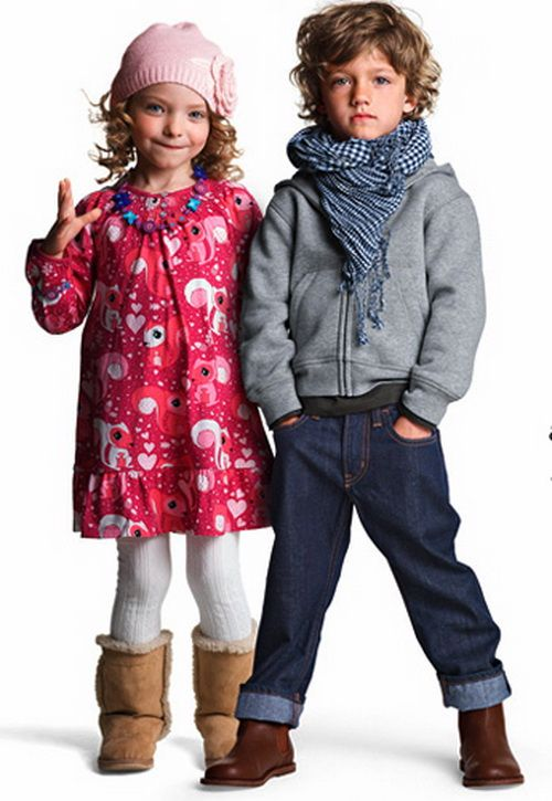 fashionable kids clothes