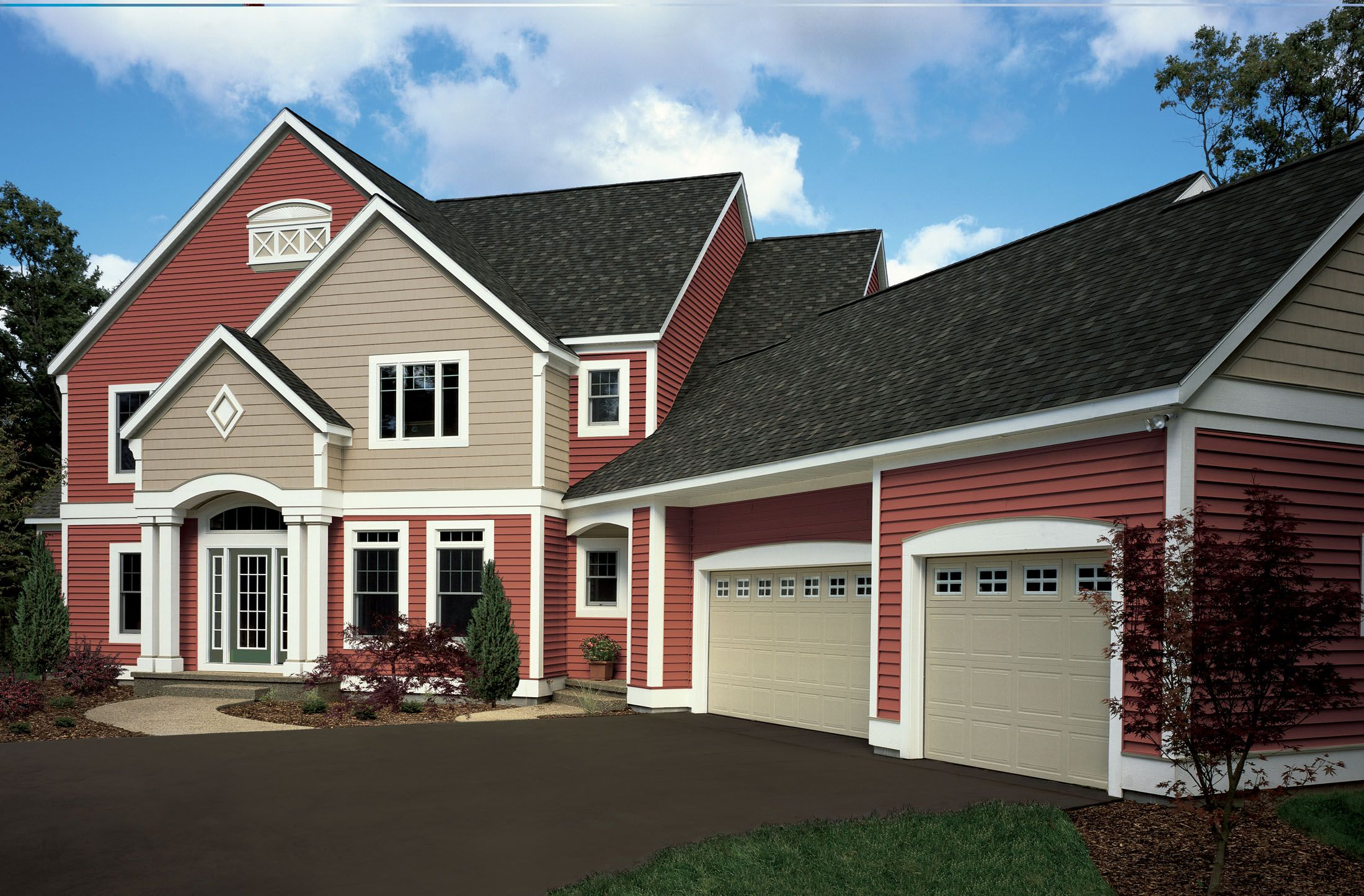 Selecting Vinyl Siding Colors Can Be A Bit Confusing With So Many