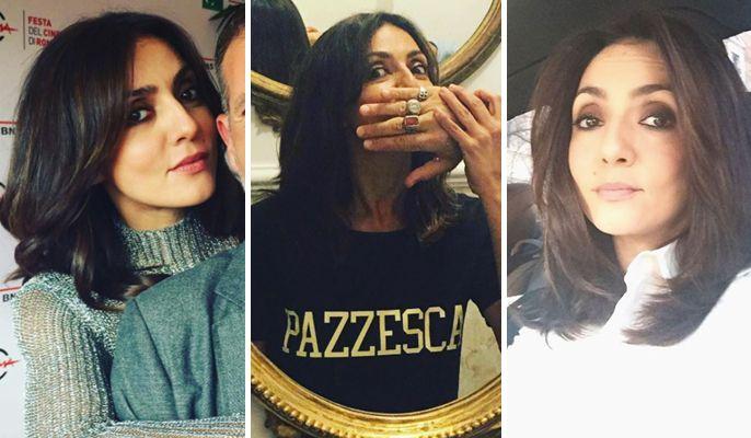 Favorito Colore capelli 2017: Ambra Angiolini interpreta alla perfezione il  WV22