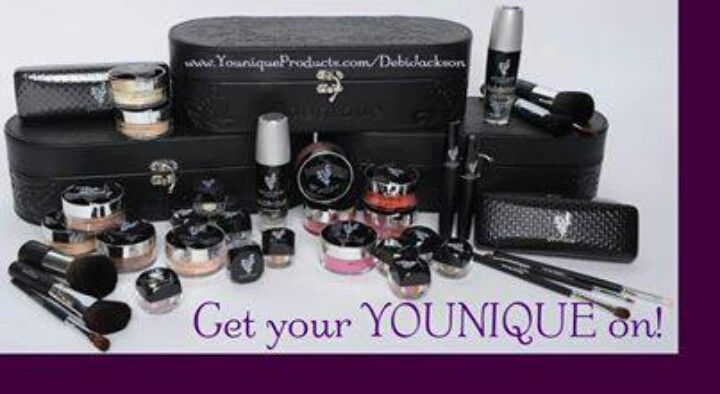 """Online Party in progress! Come and order..you will love these all natural/organic Cosmetics! Don't miss our 3D Lash Mascara! https://Youniqueproducts.com/lookyoung4ever click the""""my parties""""tab! #makeup #pretty"""