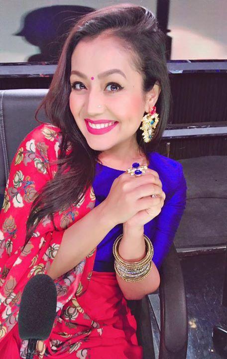 Cute Girl Neha Kakkar Singer Celebrities