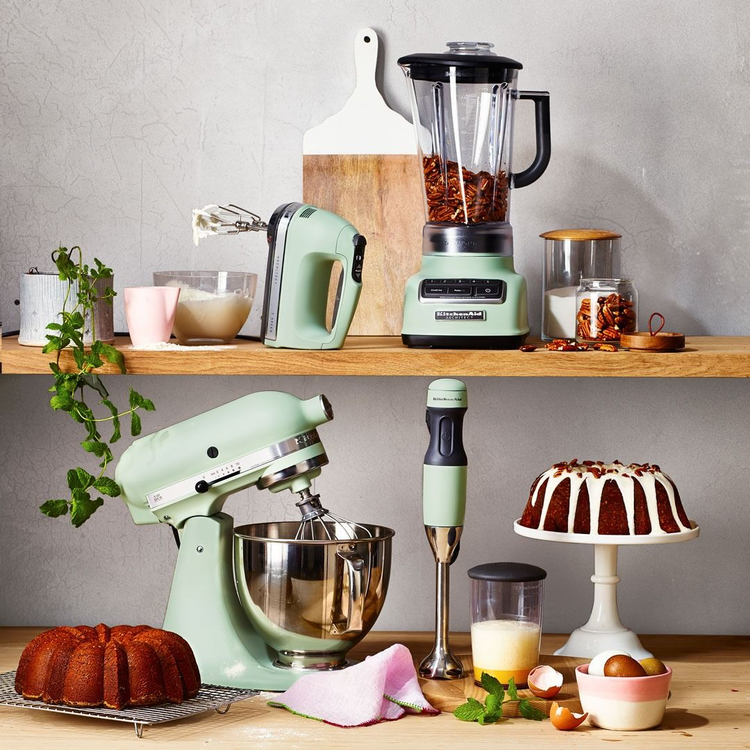 Add The Newest Kitchenaid Shade Psst It S Pistachio To