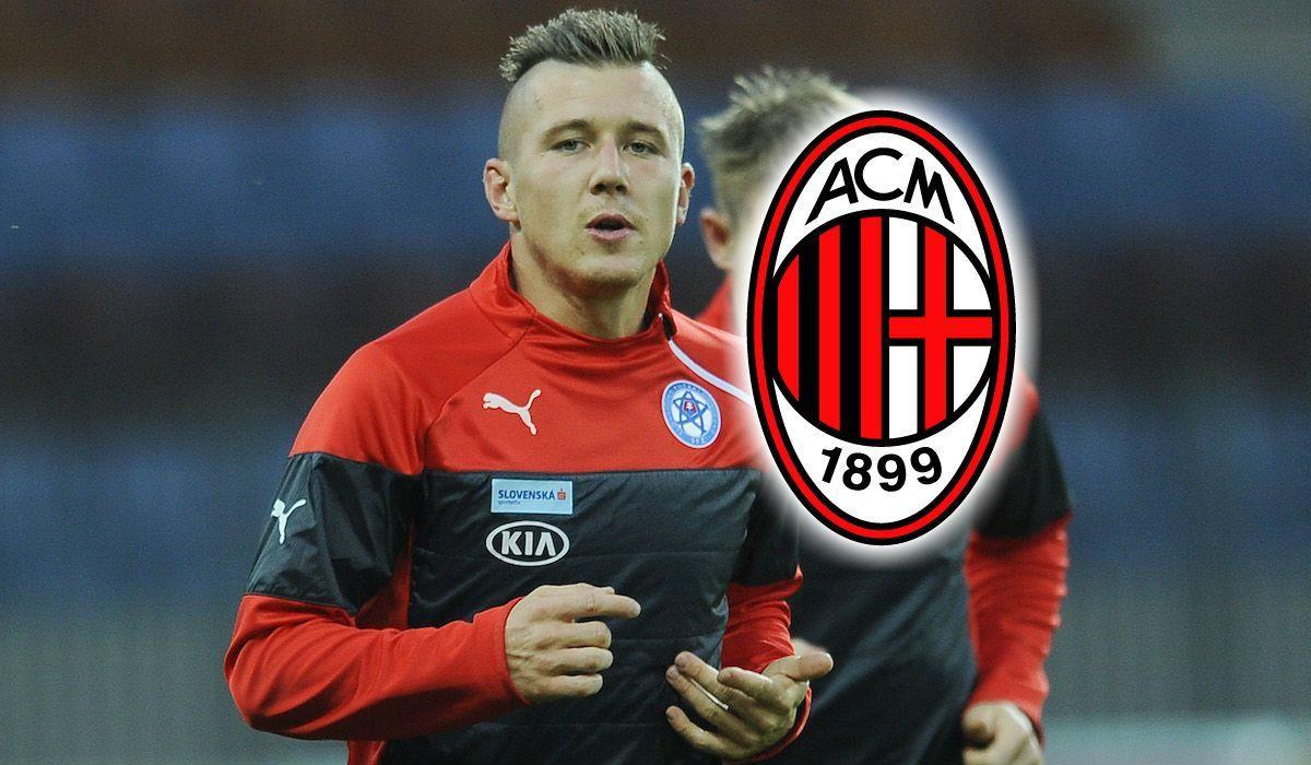 Kucka už bol v Turecku, AC Miláno sa rozhodlo na poslednú chvíľu