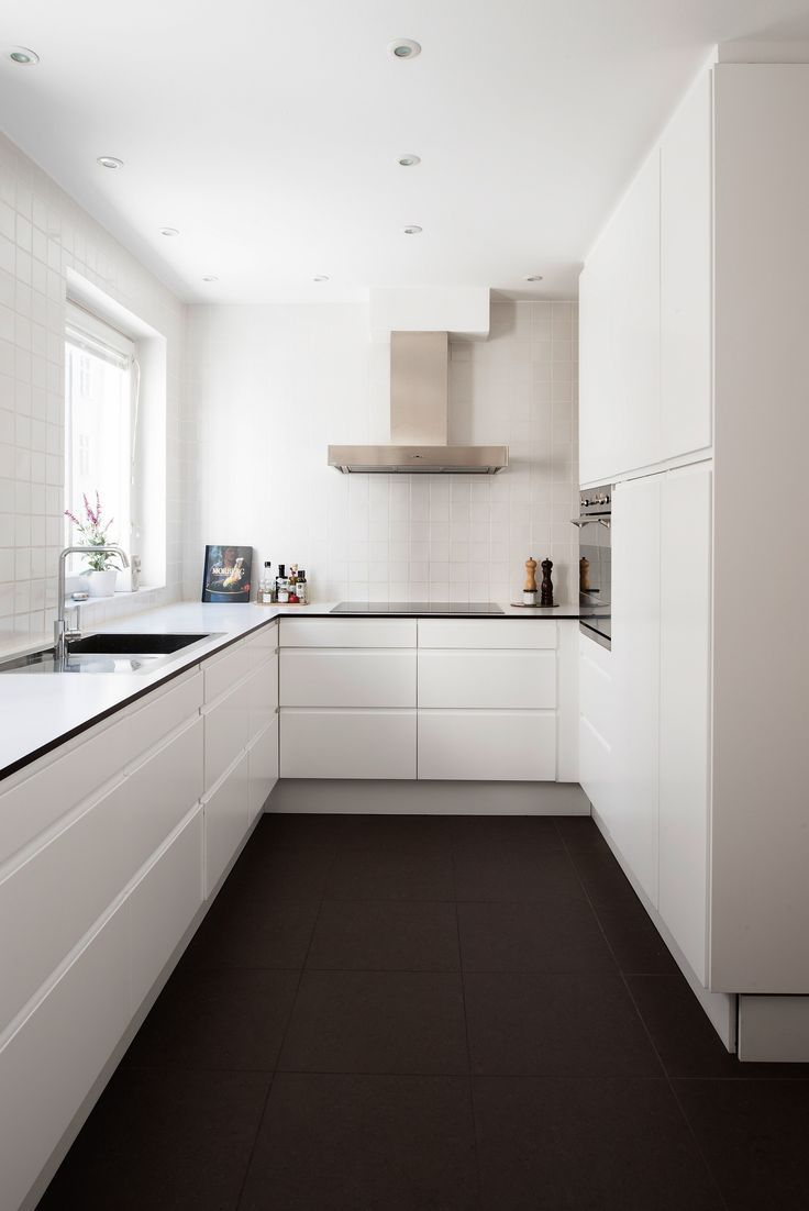 resultado de imagen de decoracion de cocinas modernos - Cocinas Modernas Blancas