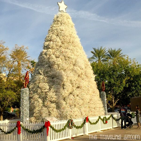 Only in Arizona- The Tumbleweed Christmas Tree!   Creative ...