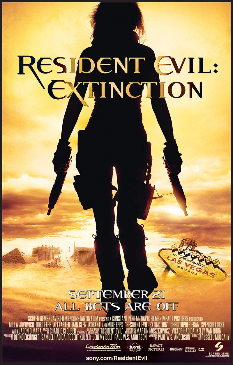 Ideal Resident Evil Extinction Nude Scene Photos