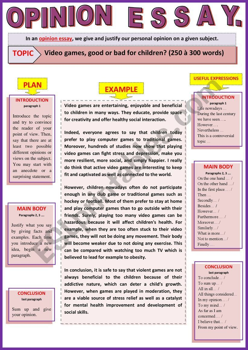 bullet points in essay writing