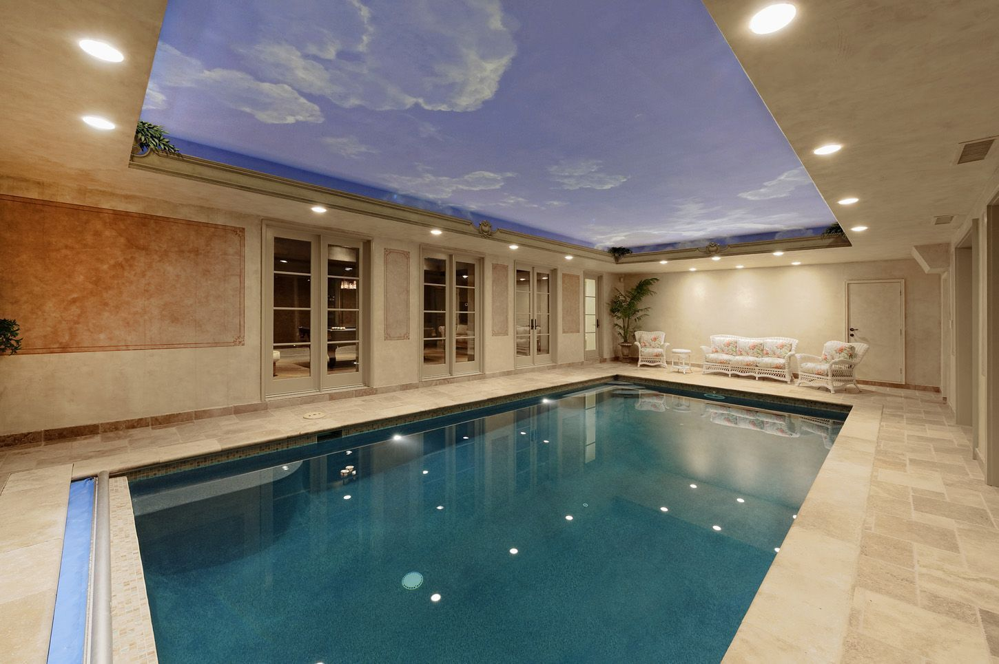This 12.5 Million McLean Mansion Has a Ballroom and an