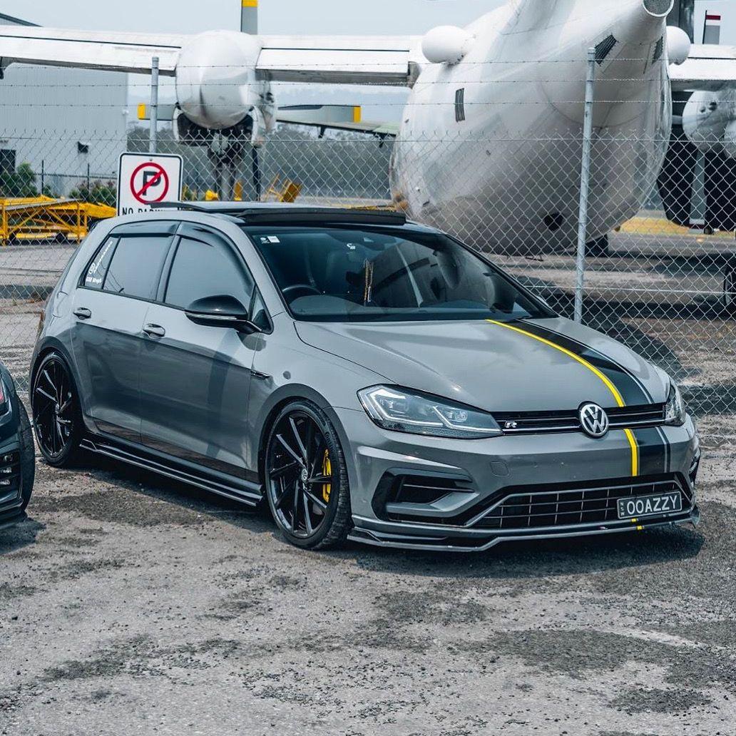 Golf 7 5 R Nardo Grey In 2020 Car Volkswagen Volkswagen Golf Gti Volkswagen Gti