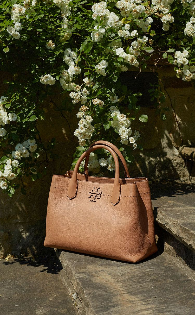 803636e0d6f8 Tory Burch McGRAW TOTE