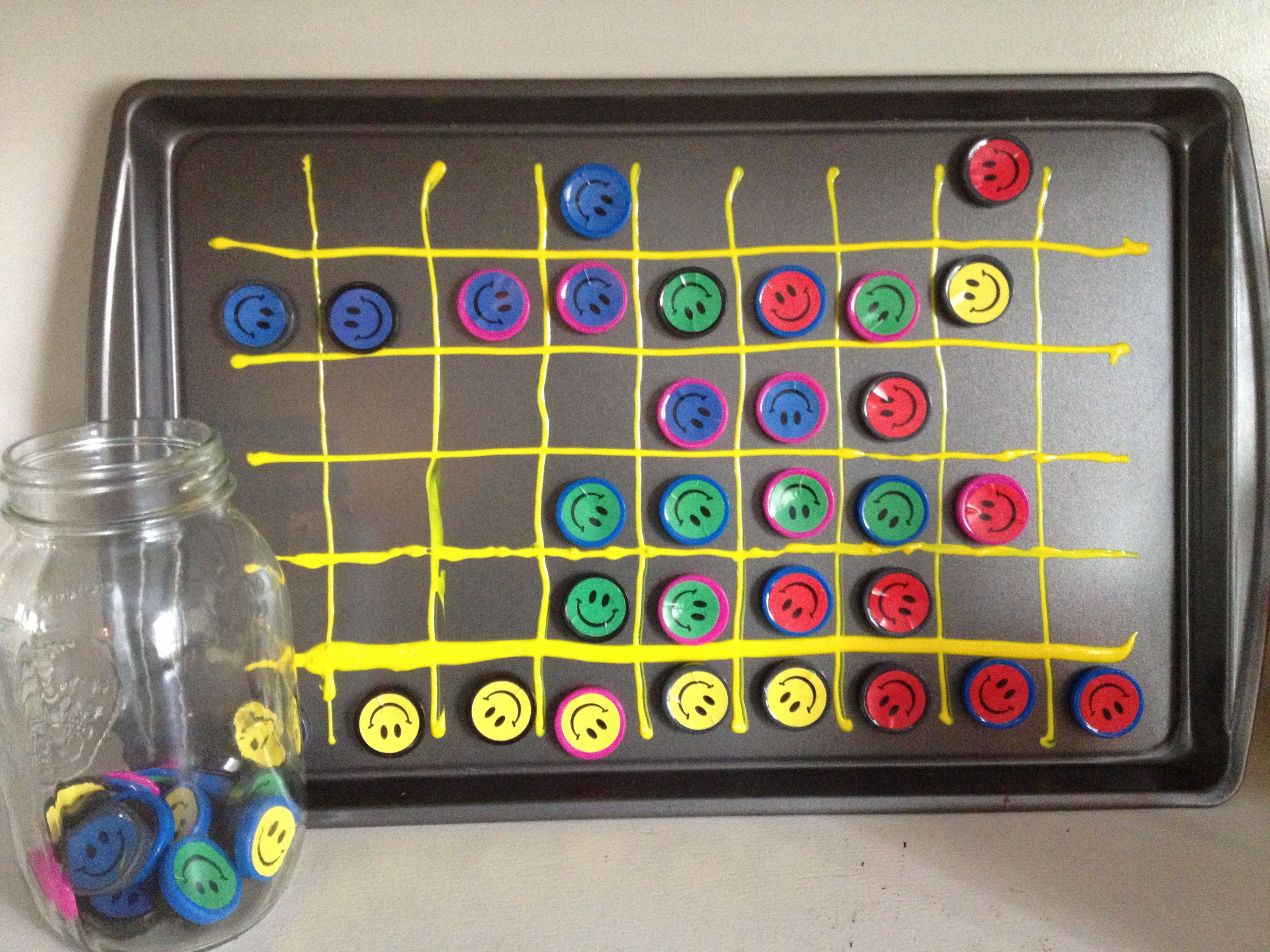 Modified Brownie Point Chart For Toddlers Baking Pan Dollar Tree