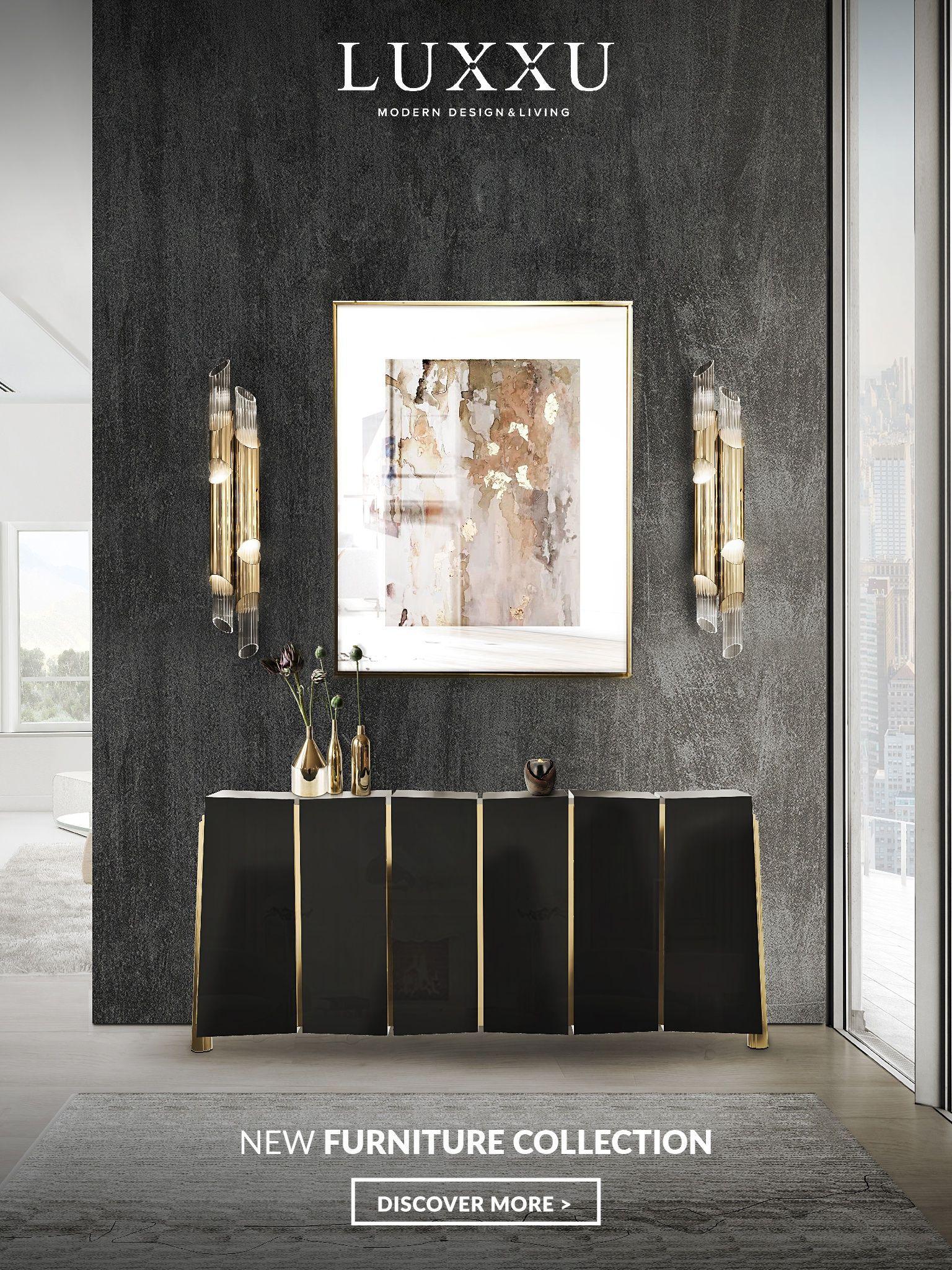 Uno specchio può essere un elemento determinante nell\'arredamento di ...