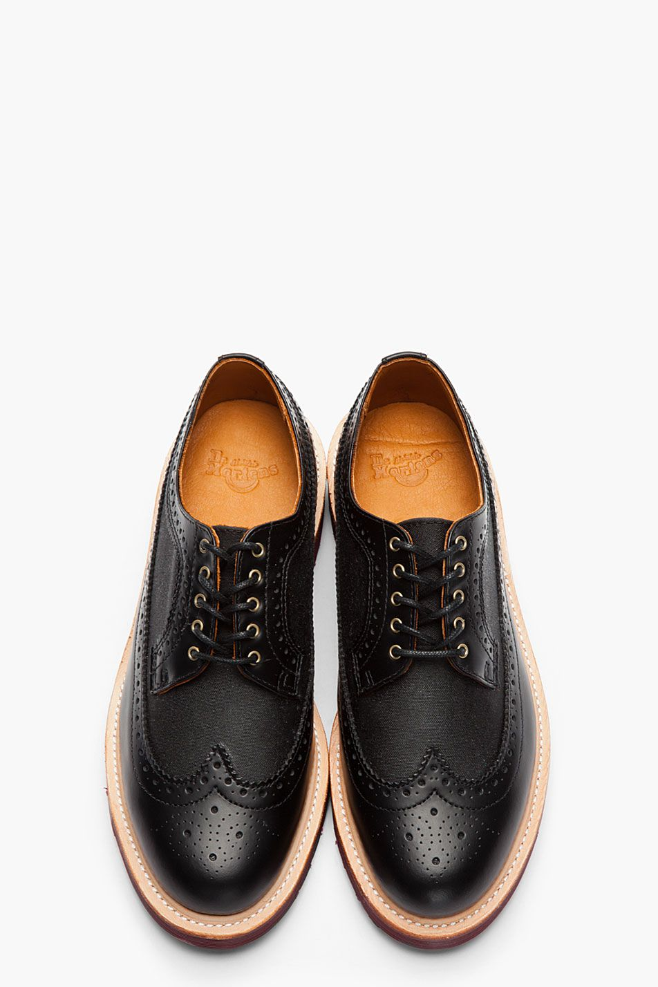 Thom Browne Point Welt Longwing Classique Brogue - Gris ntJwWBXAk0