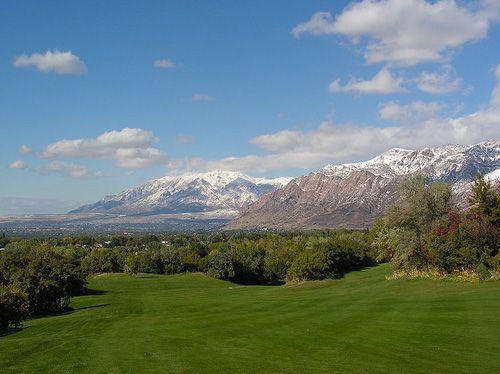 Mt. Ogden Golf Course - Ogden, UT | Golf courses, Golf