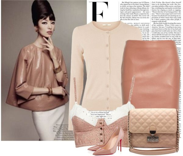 """Soft Leather"" by ashfitzgerald on Polyvore"