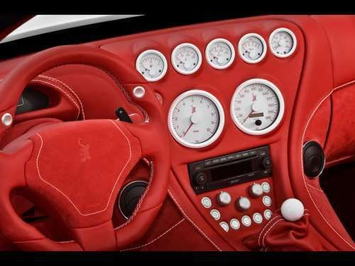 Auto 500 Interior 2010 Wiesmann Roadster Gt Mf5 Dashboardwtmk