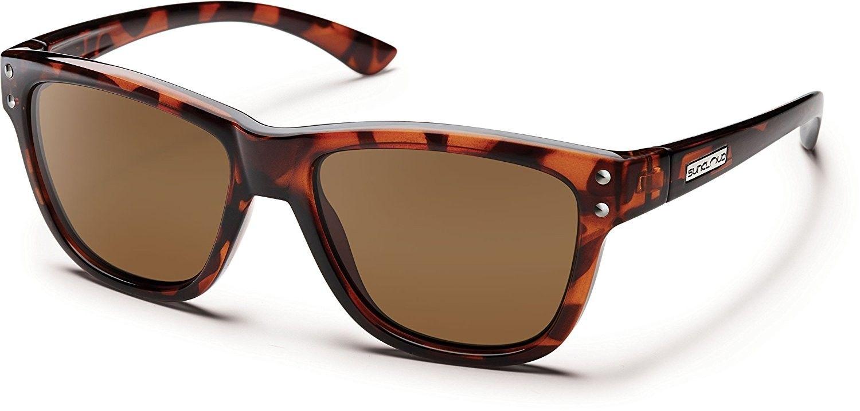 Suncloud Carob Polarized Sunglasses Small/Kids Size in
