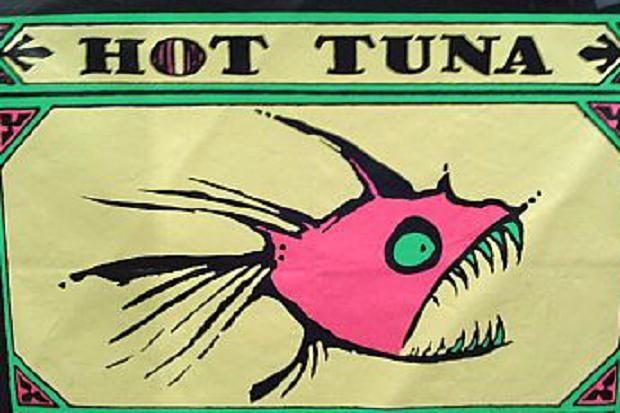 "Decal /""HOT TUNA/"" SURFING 1970/'s Retro Woody SURFBOARD!! Sticker"