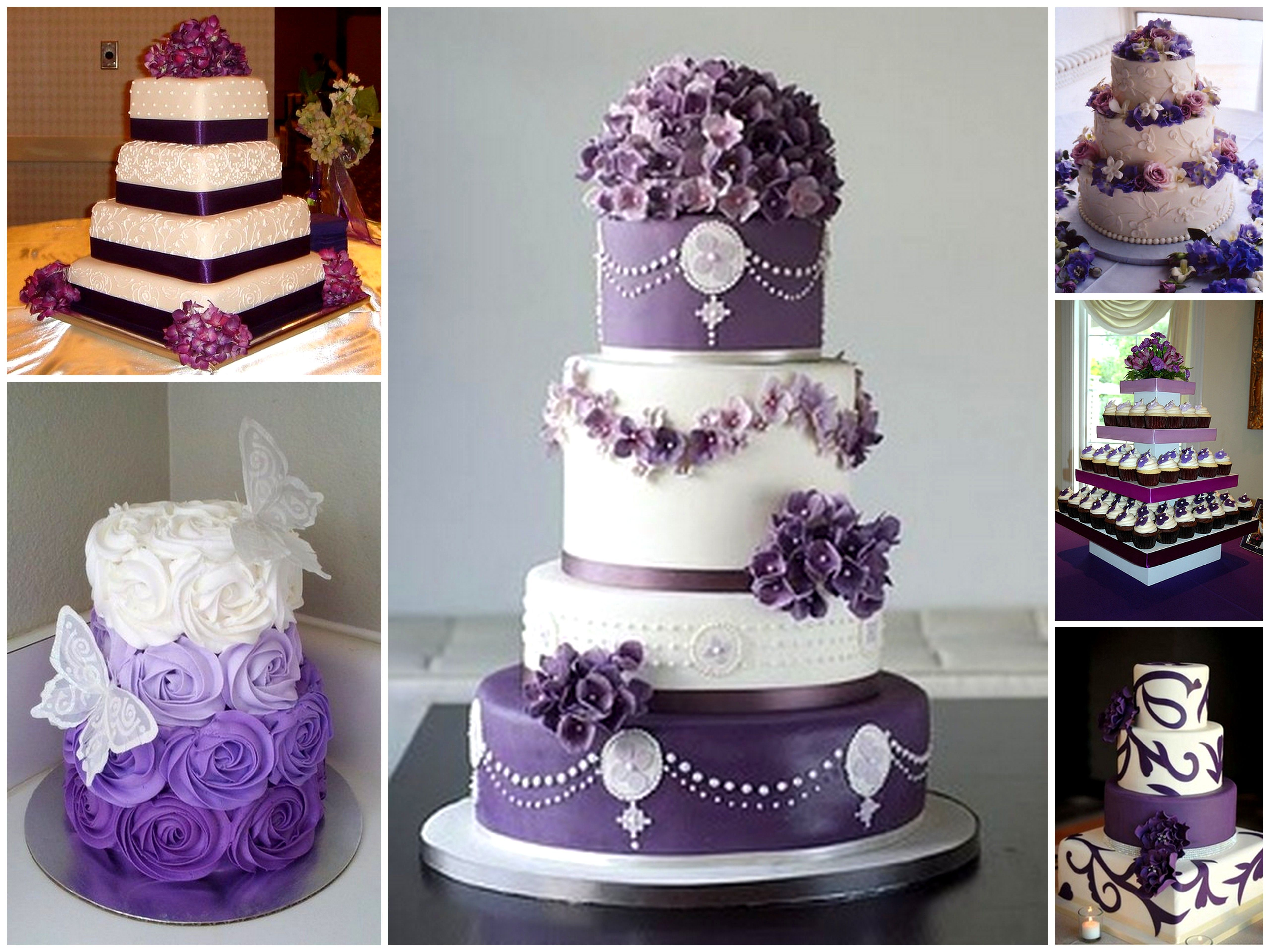 63 best Wedding Cakes images on Pinterest