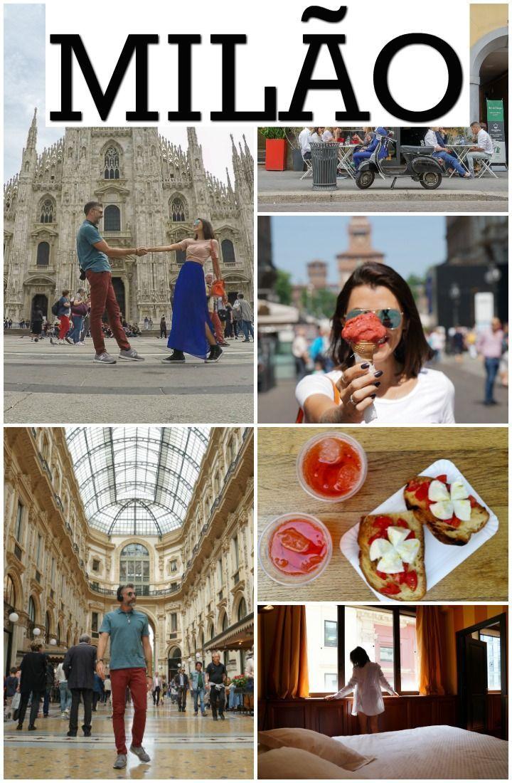 O que fazer em Milão, onde ficar e lugares diferentes para conhecer