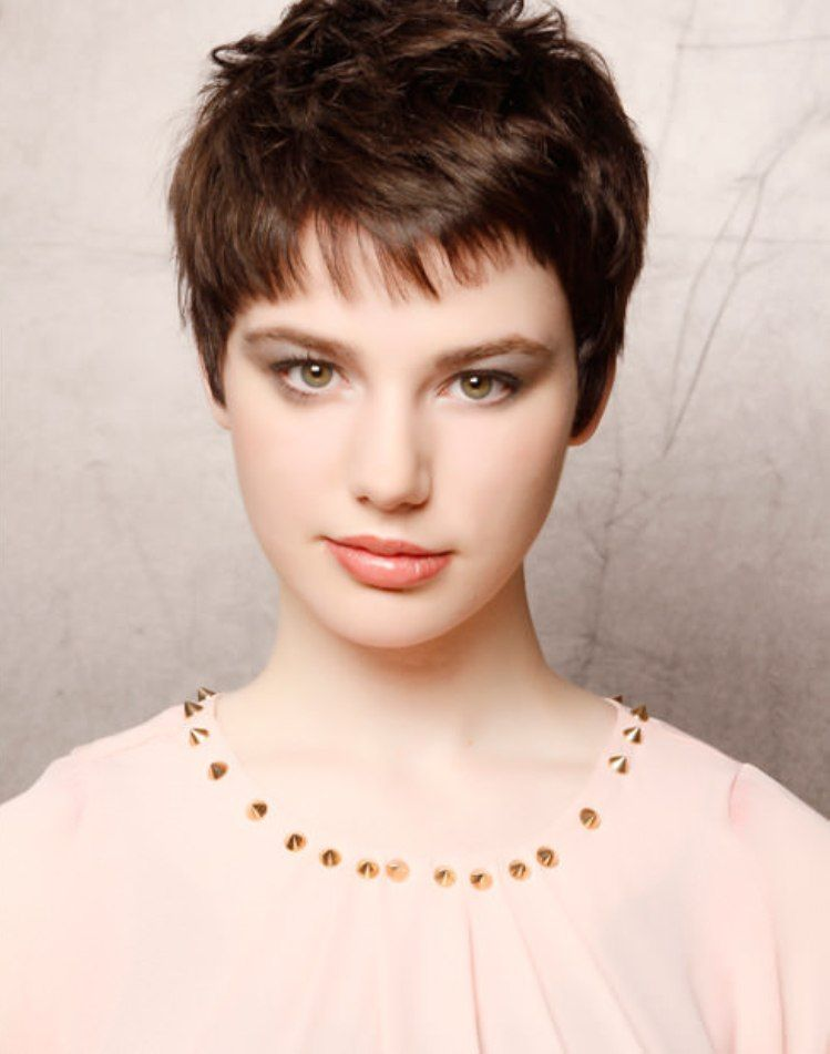 Newest Hairstyles Newest Hairstyles For Brief Thin Hair  Httpwww