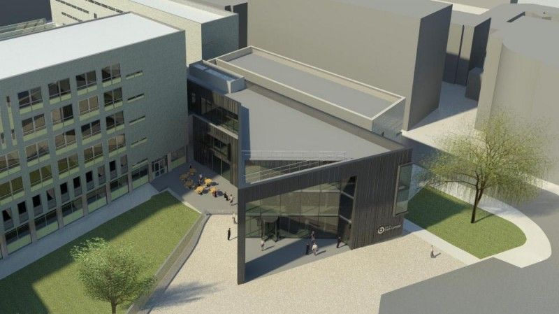 City of Bath College in Bath, United Kingdom