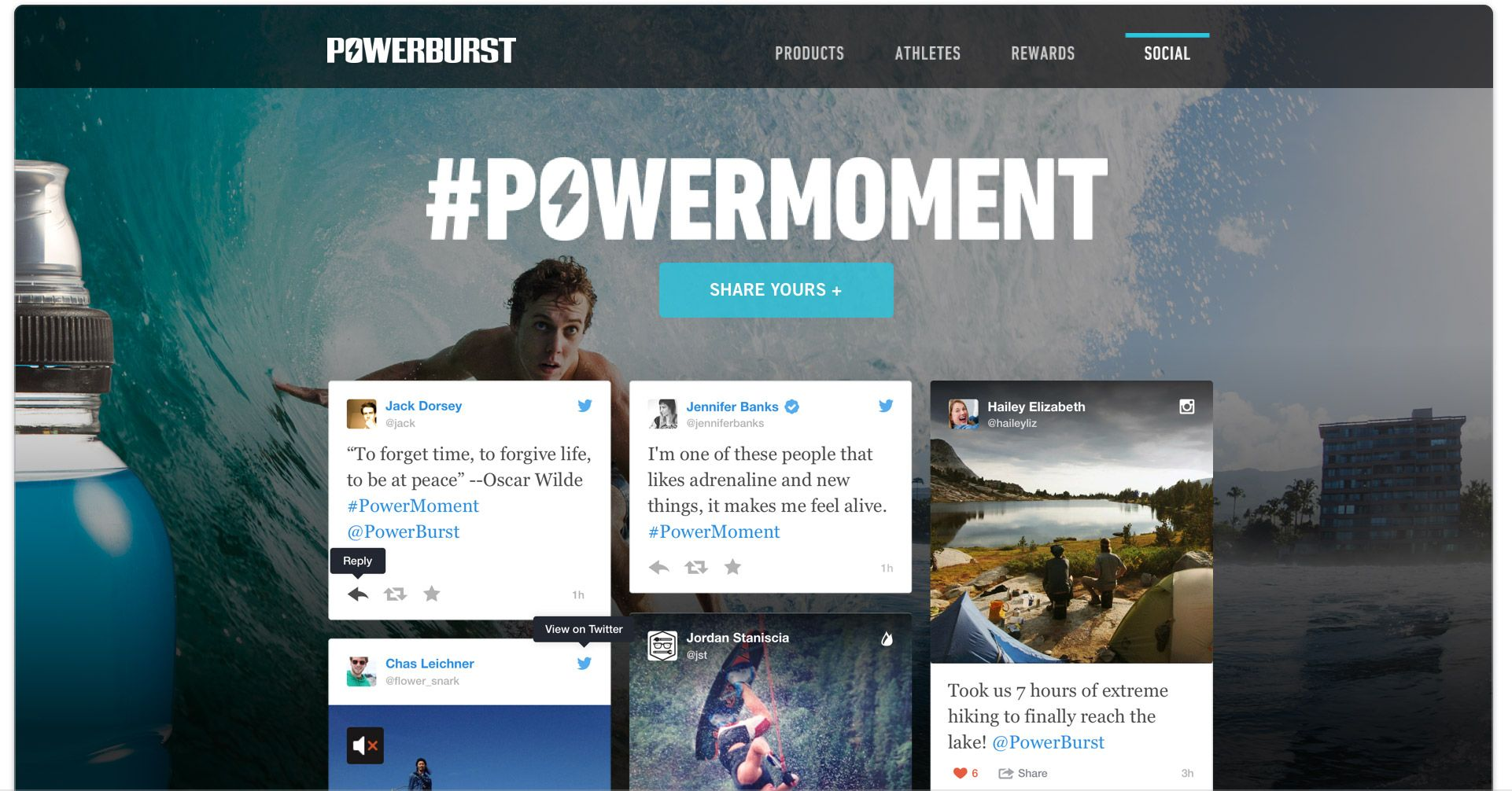 Learn How To Use The Social Media Wall Tool From Livefyre To