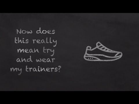 Put yourself in someone else's shoes - YouTube