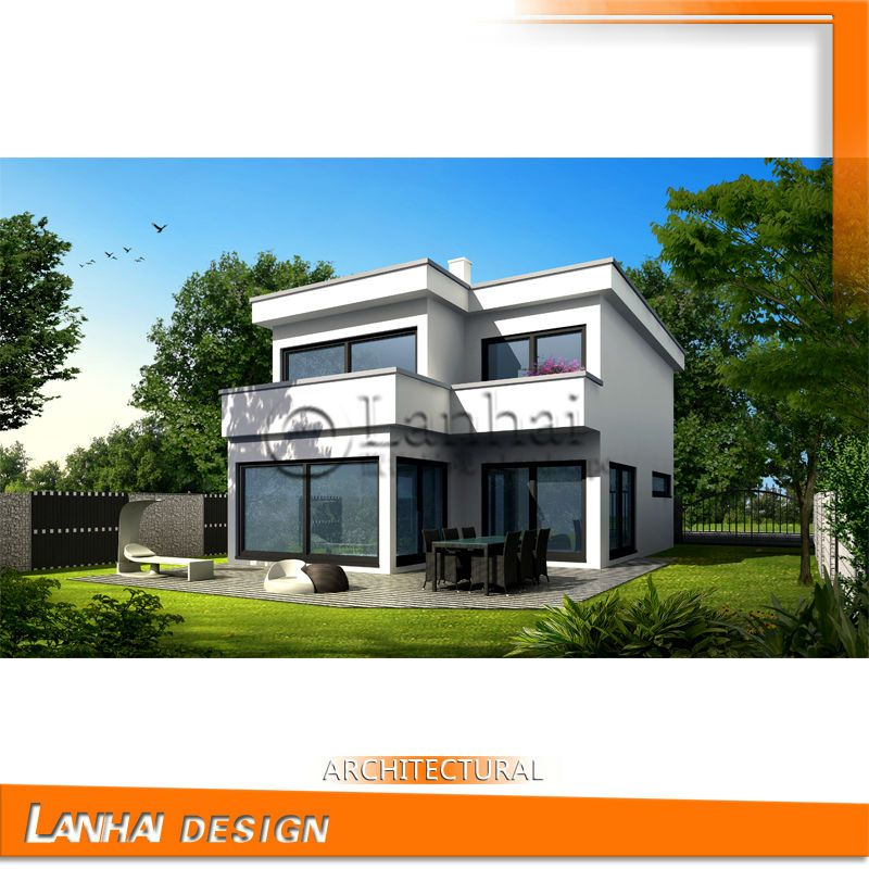 Typical box type house designs 5 20 tothefuture for Small villa house plans