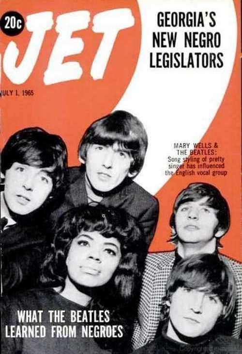 Image result for mary wells beatles