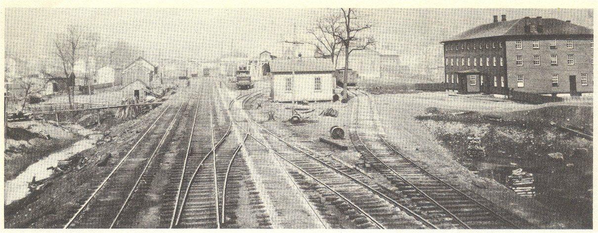 Pen Station Long Island Train