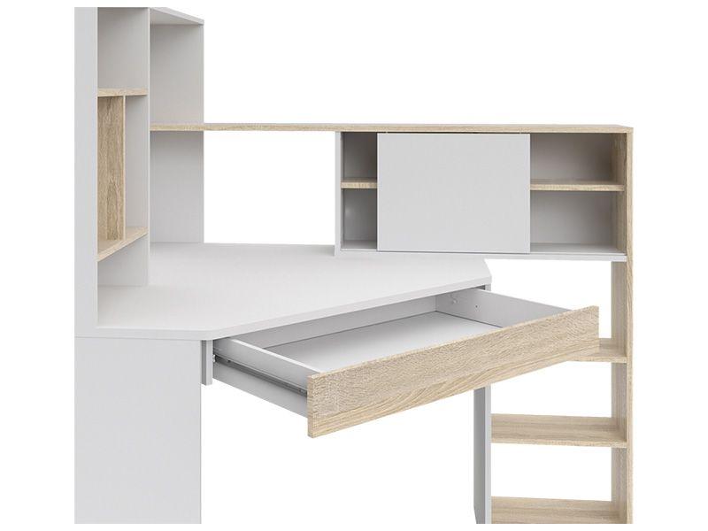 Bureau angle bureau en angle good table basse convertible but
