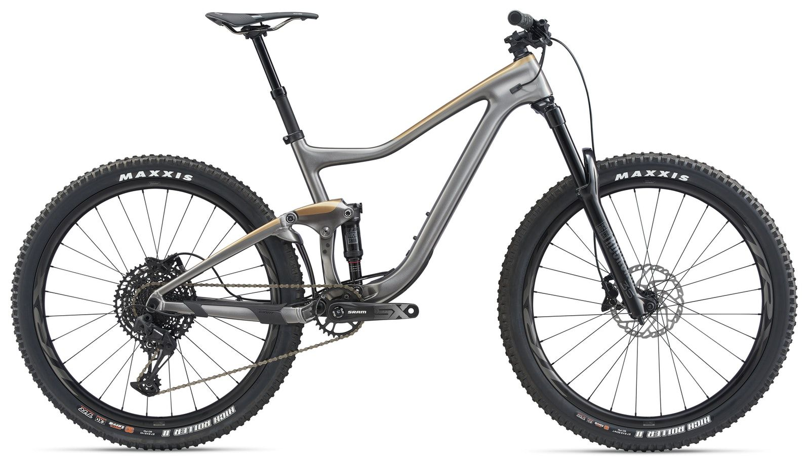 Giant Trance Advanced 2 27 5 2020 Dual Suspension Mountain Bike
