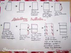 Eine kleine Anleitung... (mit Bildern) Raffrollo selber