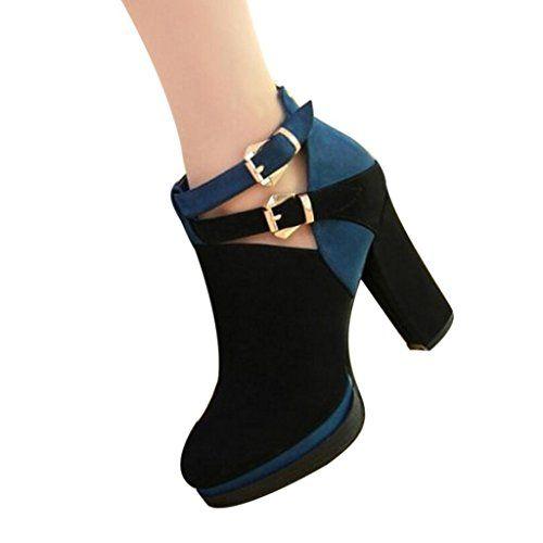 Hee Grand Women Fashion Thick Heel Buckle PumpsUS 5 Blue Hee Grand http://smile.amazon.com/dp/B00MIJX616/ref=cm_sw_r_pi_dp_qYDXub1F4PVQY