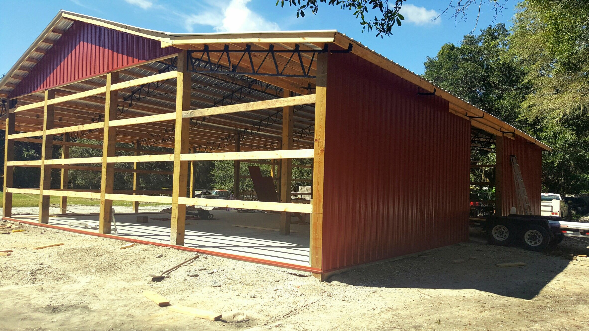 barns of lovely quarters with floor house homes for alabama pictures plans best barn story bedroom two pole living