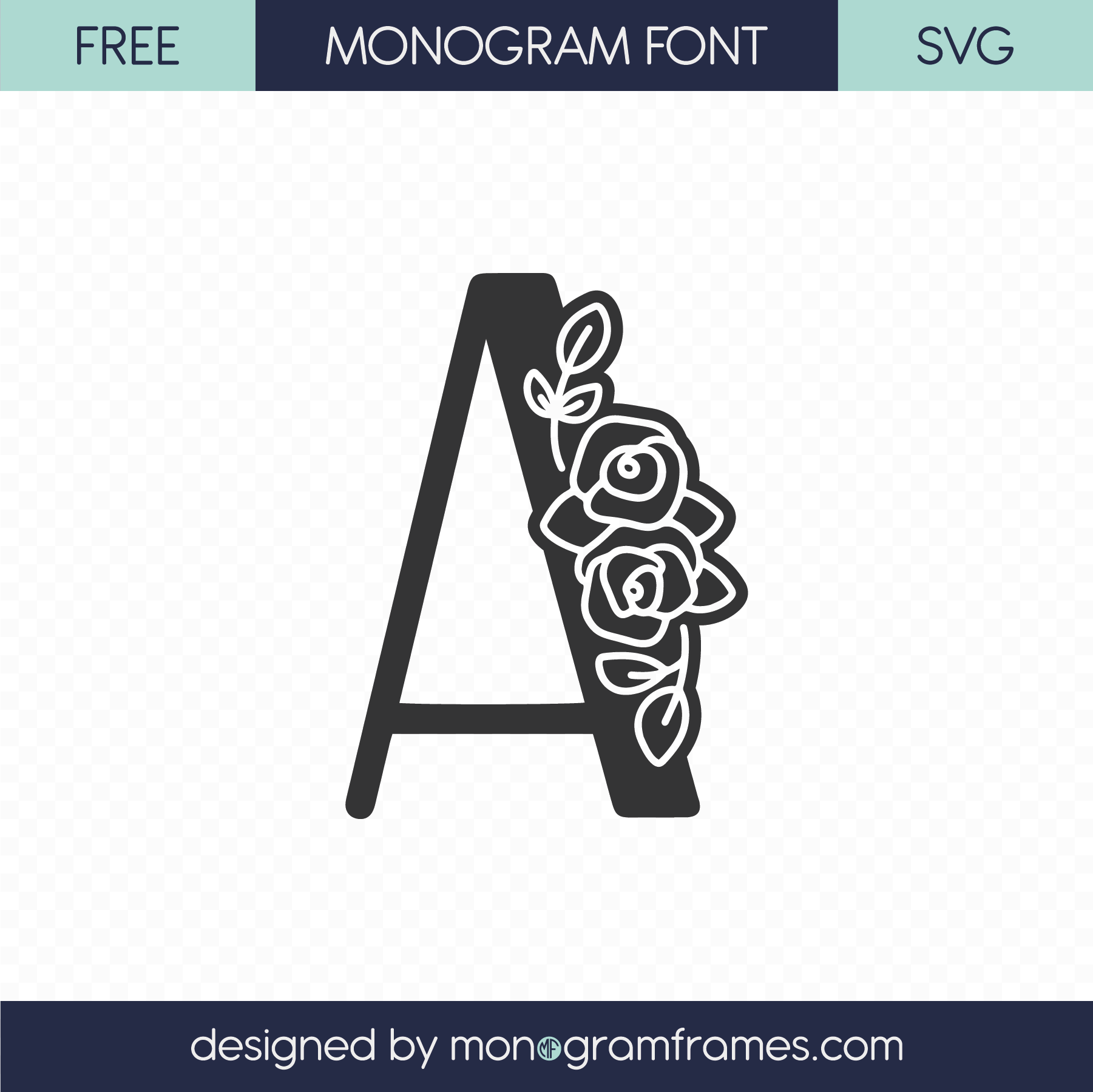 48++ Monogram fonts for cricut free ideas