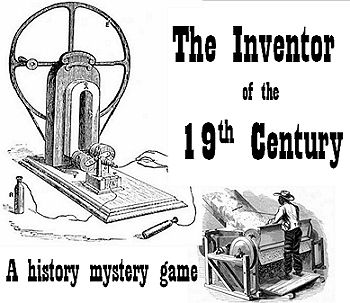 Project based learning: Inventor of the 19th Century