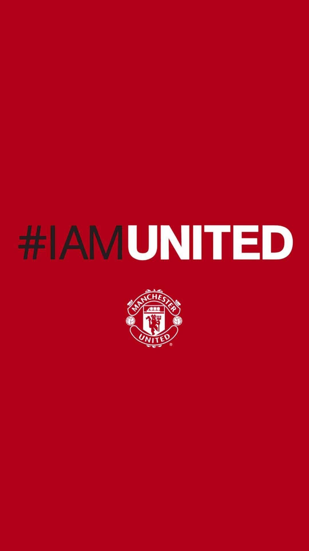 Man Utd Wallpaper Manchester United Logo Manchester United Fans Manchester United Wallpaper