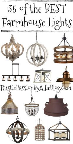 Hey Guys I Have Been Wanting To Write This Post For A While I Fell In Love With All Farmhouse Light Fixtures Farmhouse Dining Rooms Decor Farmhouse Lighting